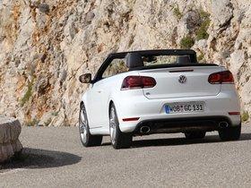 Ver foto 8 de Volkswagen Golf VI R Cabrio 2013