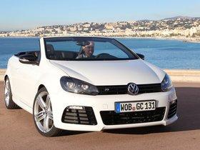 Ver foto 6 de Volkswagen Golf VI R Cabrio 2013