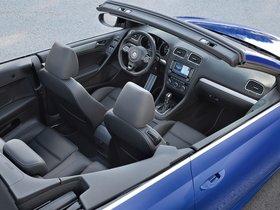 Ver foto 21 de Volkswagen Golf VI R Cabrio 2013