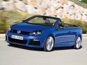 Ver foto 20 de Volkswagen Golf VI R Cabrio 2013