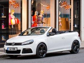 Ver foto 6 de Volkswagen Golf R Cabriolet UK 2013