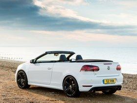 Ver foto 4 de Volkswagen Golf R Cabriolet UK 2013