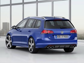 Ver foto 6 de Volkswagen Golf R Estate 2015