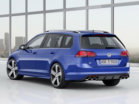 Ver foto 5 de Volkswagen Golf R Estate 2015
