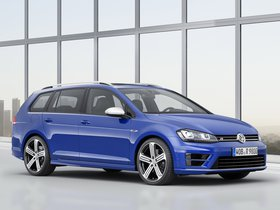 Ver foto 4 de Volkswagen Golf R Estate 2015