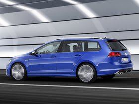 Ver foto 2 de Volkswagen Golf R Estate 2015