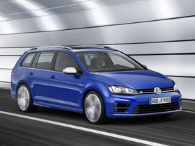 Ver foto 1 de Volkswagen Golf R Estate 2015