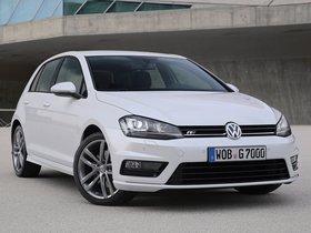 Ver foto 7 de Volkswagen Golf 7 R-Line 2013