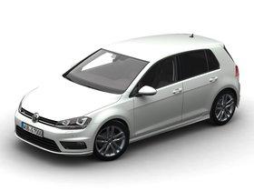 Ver foto 4 de Volkswagen Golf 7 R-Line 2013