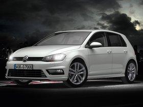 Ver foto 2 de Volkswagen Golf 7 R-Line 2013
