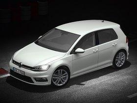 Fotos de Volkswagen Golf 7 R-Line 2013