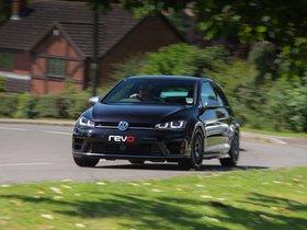 Ver foto 2 de Volkswagen Golf R Revo 2014