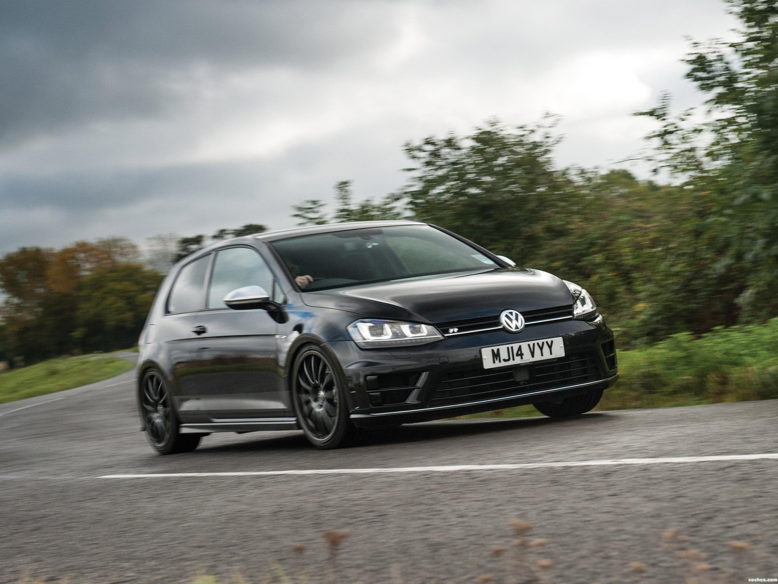 Foto 0 de Volkswagen Golf R Revo 2014