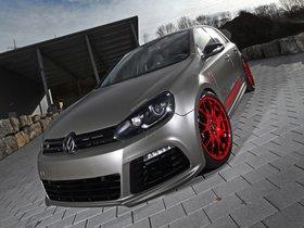 Ver foto 8 de Volkswagen Golf R SchwabenFolia 2012