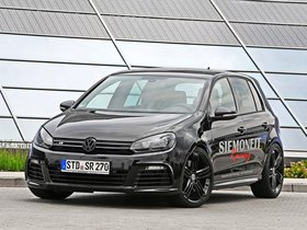 Ver foto 5 de Volkswagen Siemoneit Golf R Racing The Black Pearl 2011