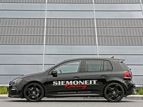 Ver foto 2 de Volkswagen Siemoneit Golf R Racing The Black Pearl 2011