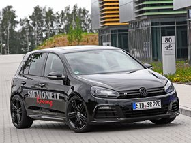 Fotos de Volkswagen Siemoneit Golf R Racing The Black Pearl 2011