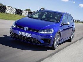 Ver foto 8 de Volkswagen Golf R Variant  2017