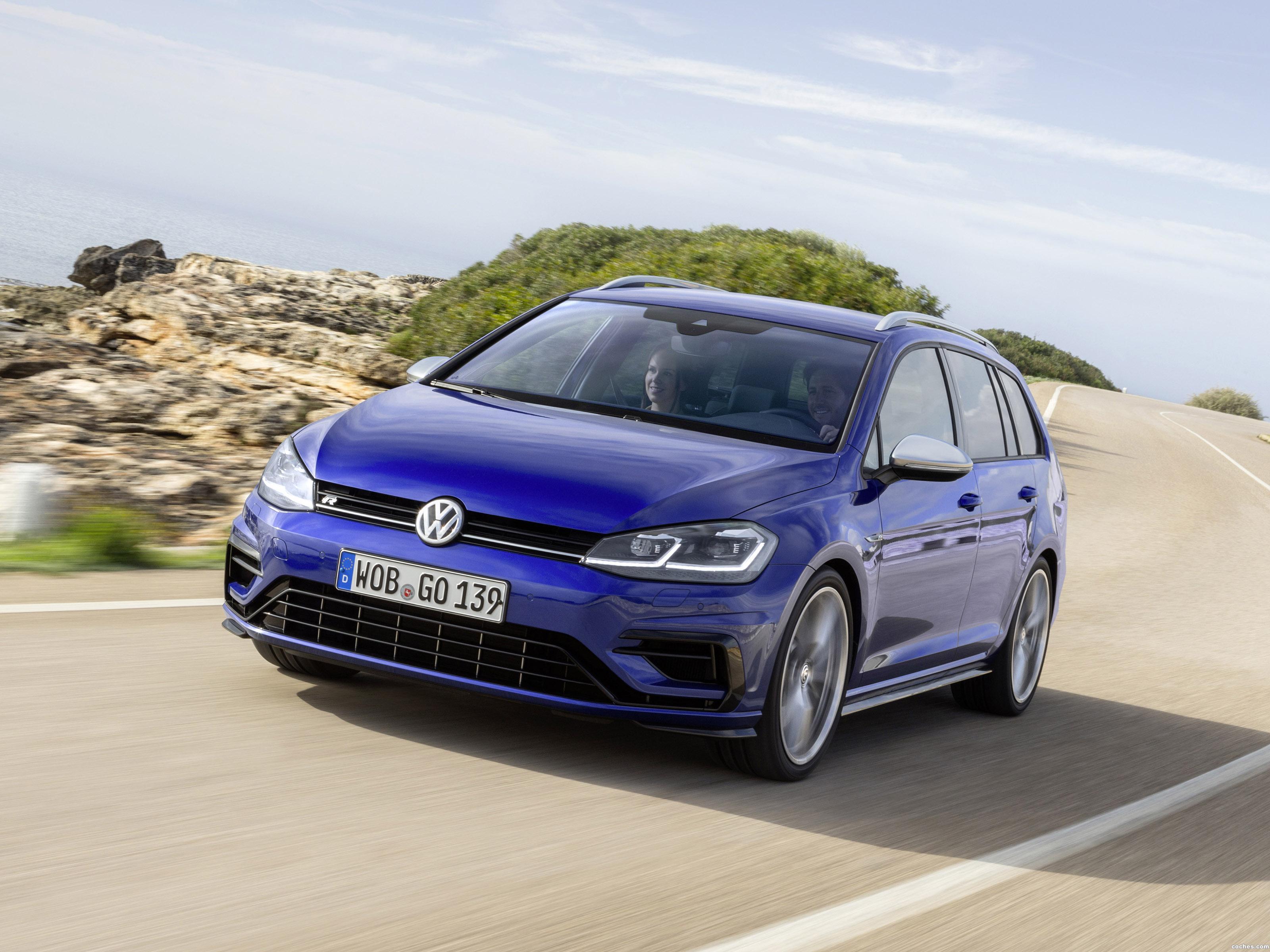Foto 14 de Volkswagen Golf R Variant  2017
