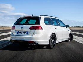 Ver foto 13 de Volkswagen Golf R Wagon Wolfsburg Edition 2015