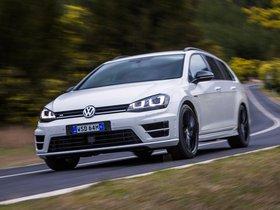 Ver foto 12 de Volkswagen Golf R Wagon Wolfsburg Edition 2015