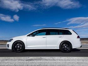 Ver foto 11 de Volkswagen Golf R Wagon Wolfsburg Edition 2015