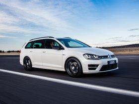 Ver foto 10 de Volkswagen Golf R Wagon Wolfsburg Edition 2015
