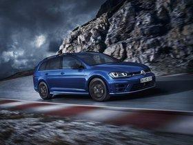 Ver foto 2 de Volkswagen Golf R Wagon Wolfsburg Edition 2015