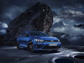Fotos de Volkswagen Golf R Wagon Wolfsburg Edition 2015