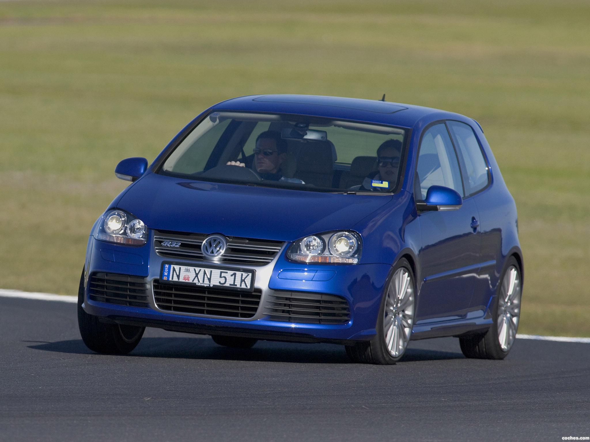 Foto 4 de Volkswagen Golf R32 3 Puertas Australia 2006