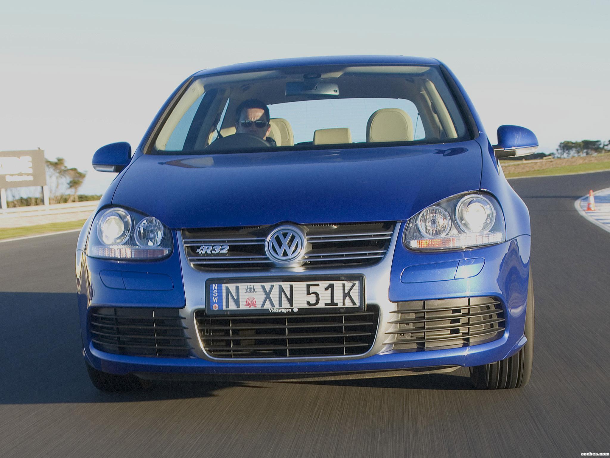 Foto 1 de Volkswagen Golf R32 3 Puertas Australia 2006