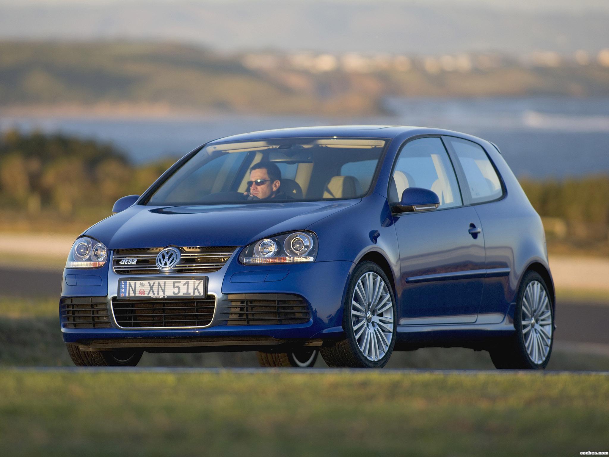 Foto 0 de Volkswagen Golf R32 3 Puertas Australia 2006