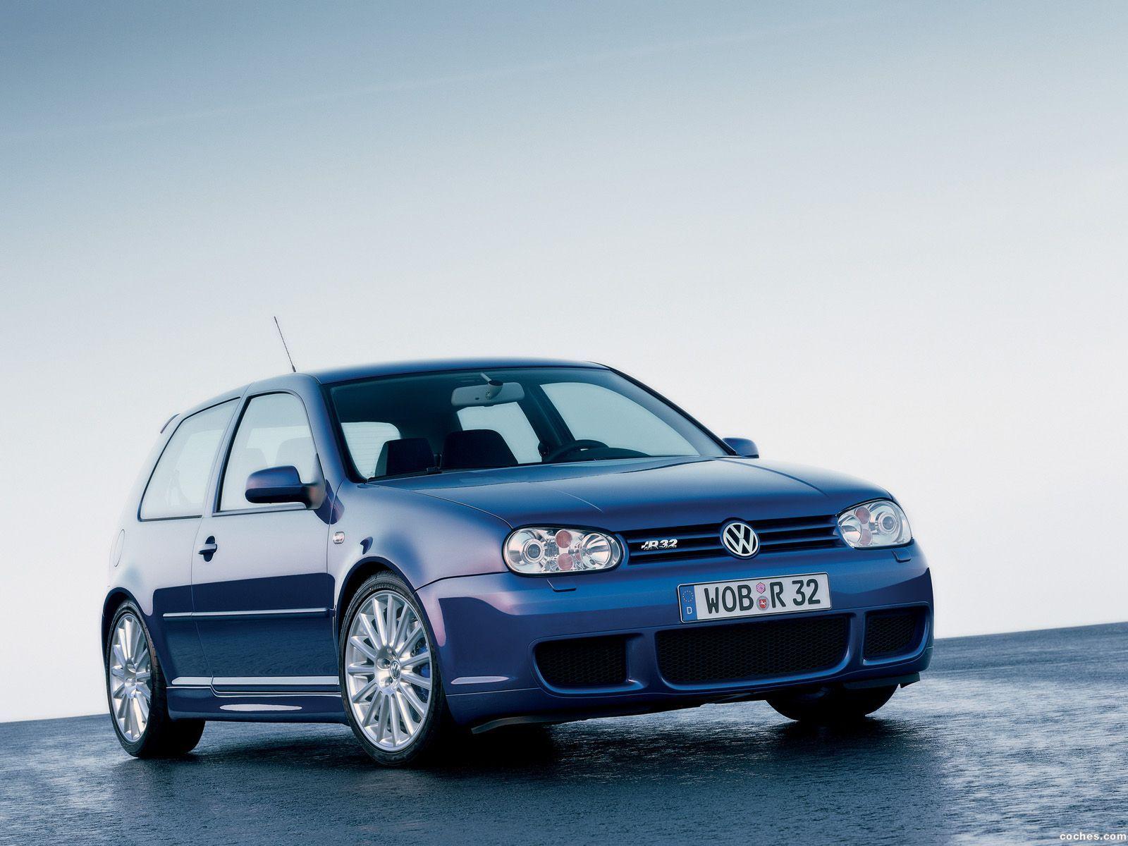 Foto 0 de Volkswagen Golf R32 IV 2002