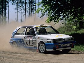 Ver foto 4 de Volkswagen Golf Rallye G60 Rally Car 1990