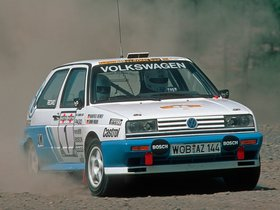 Ver foto 3 de Volkswagen Golf Rallye G60 Rally Car 1990