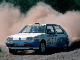 Ver foto 2 de Volkswagen Golf Rallye G60 Rally Car 1990