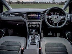 Ver foto 24 de Volkswagen Golf Sportsvan UK 2018