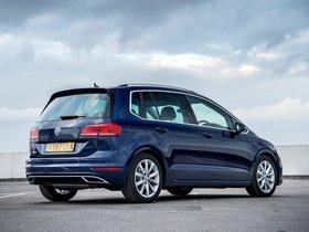Ver foto 14 de Volkswagen Golf Sportsvan UK 2018