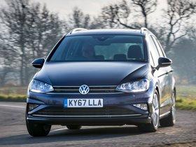 Ver foto 13 de Volkswagen Golf Sportsvan UK 2018