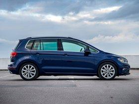 Ver foto 11 de Volkswagen Golf Sportsvan UK 2018