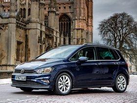 Ver foto 10 de Volkswagen Golf Sportsvan UK 2018