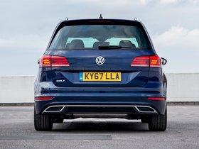 Ver foto 9 de Volkswagen Golf Sportsvan UK 2018