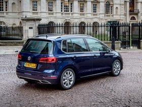 Ver foto 8 de Volkswagen Golf Sportsvan UK 2018