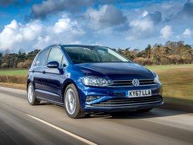 Ver foto 4 de Volkswagen Golf Sportsvan UK 2018