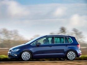 Ver foto 2 de Volkswagen Golf Sportsvan UK 2018