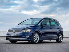 Ver foto 1 de Volkswagen Golf Sportsvan UK 2018
