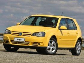 Ver foto 5 de Volkswagen Golf Sportline Brasil 2007
