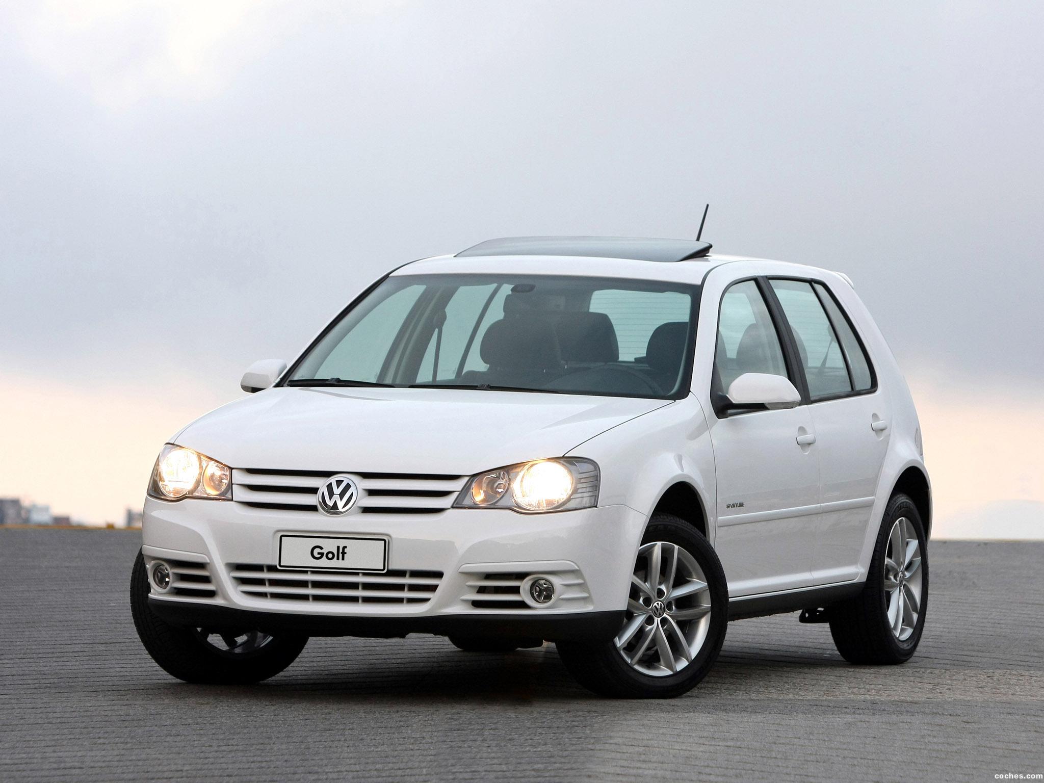 Foto 0 de Volkswagen Golf Sportline Brasil 2007