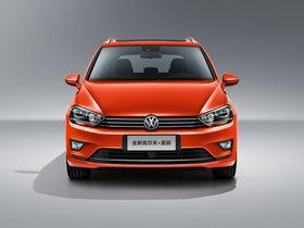 Ver foto 4 de Volkswagen Golf Sportsvan China 2016