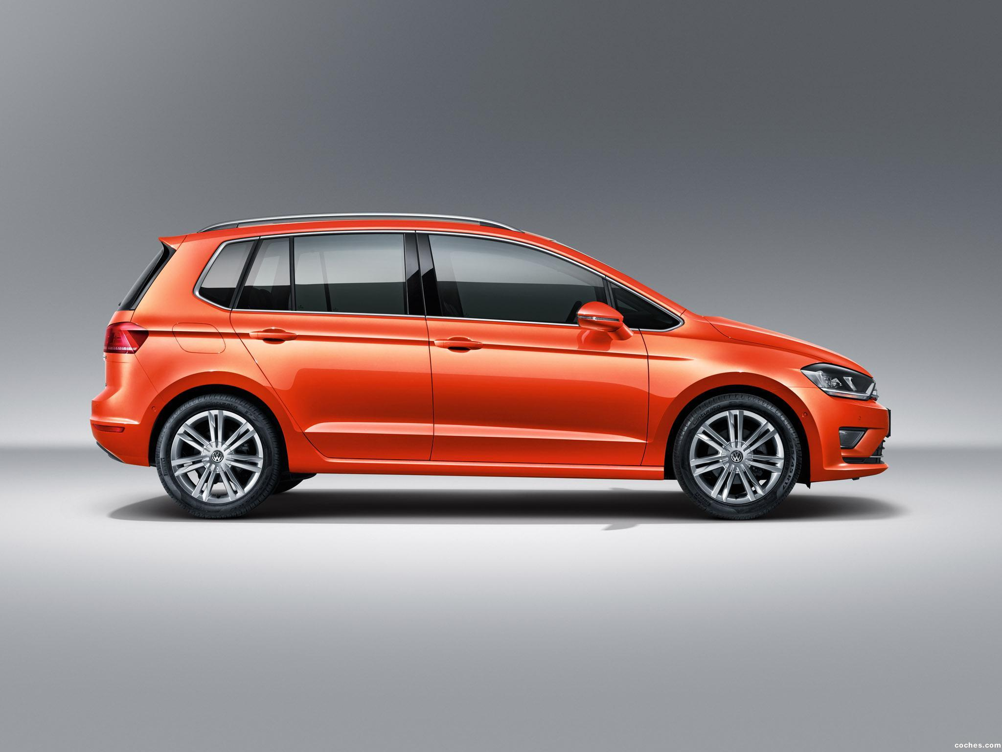 Foto 2 de Volkswagen Golf Sportsvan China 2016